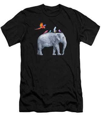 Realistic T-Shirts