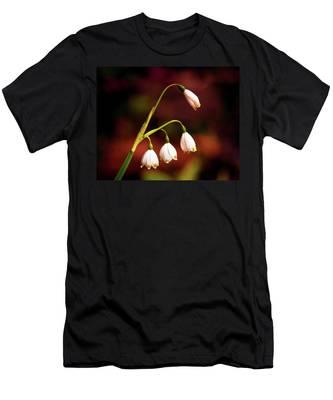 Beautiful Bells Men's T-Shirt (Athletic Fit)