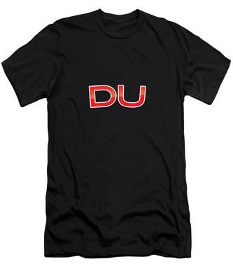 Du Men's T-Shirt (Athletic Fit)