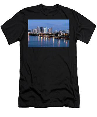 Early Rise Miami Men's T-Shirt (Athletic Fit)