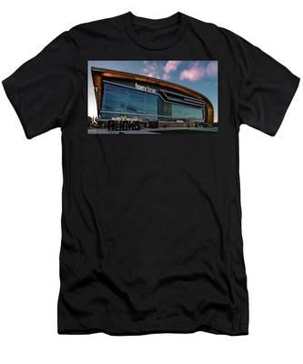 Fiserv.forum Men's T-Shirt (Athletic Fit)
