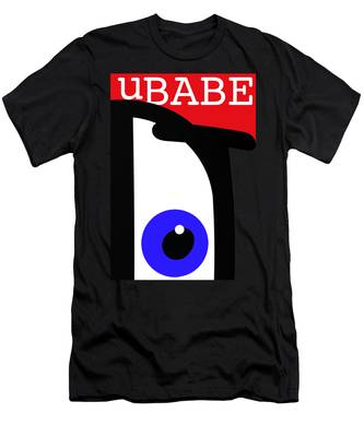 I See Ubabe Men's T-Shirt (Athletic Fit)