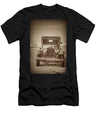 Jilted Jalopy Men's T-Shirt (Athletic Fit)