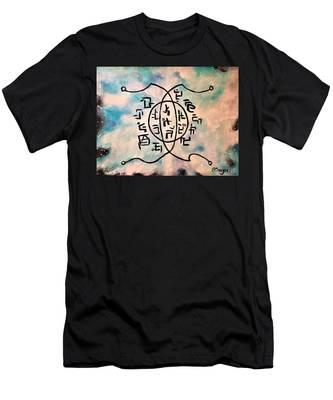 Mental Clarity Circuit Men's T-Shirt (Athletic Fit)