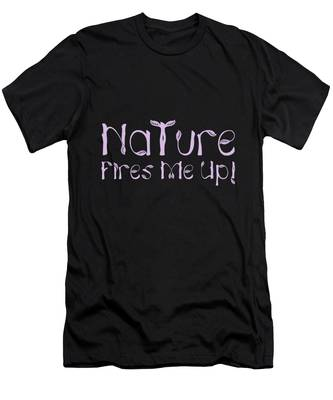 Designs Similar to Nature Fires Me Up Purple