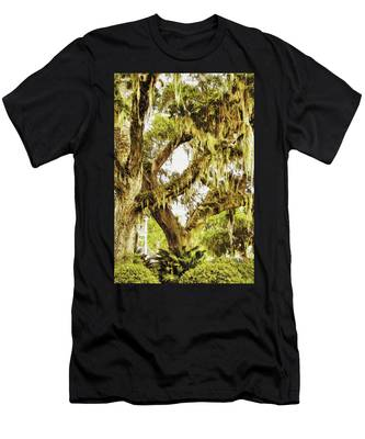 Old Mossy Oaks Men's T-Shirt (Athletic Fit)