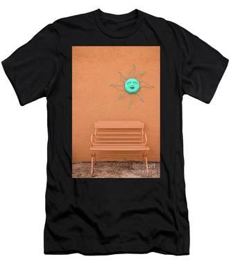 Southwestern Bench  Men's T-Shirt (Athletic Fit)