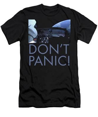Designs Similar to Starman Don't You Panic Now