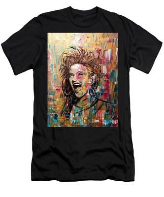 True Colors Men's T-Shirt (Athletic Fit)