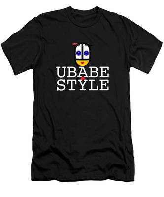 Ubabe Style Url Men's T-Shirt (Athletic Fit)