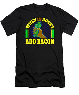 Designs Similar to When In Doubt Add Bacon 2 4
