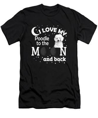 Standard Poodle T-Shirts