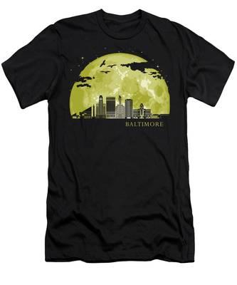 Buildings T-Shirts