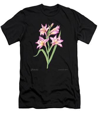 Gladioli T-Shirts