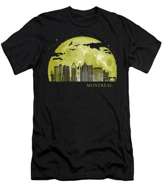Downtown Montreal T-Shirts