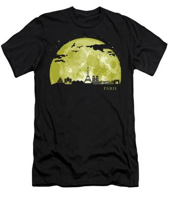 Paris Skyline T-Shirts