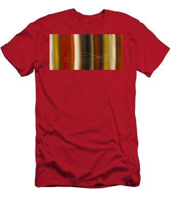 Gold Rush Men's T-Shirt (Athletic Fit)