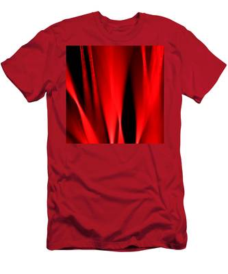Hot Blooded Series Part 1 Men's T-Shirt (Athletic Fit)