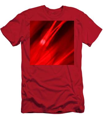 Hot Blooded Series Part 3 Men's T-Shirt (Athletic Fit)