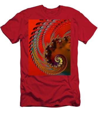 Native American Headdress Men's T-Shirt (Athletic Fit)