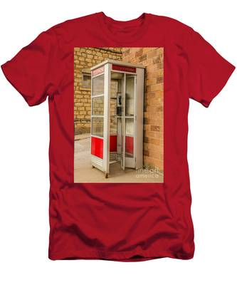 Before Cell Phones Men's T-Shirt (Athletic Fit)