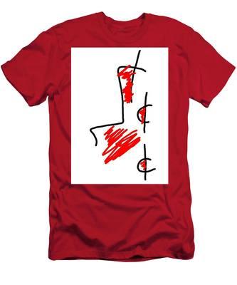 Blood Money Men's T-Shirt (Athletic Fit)