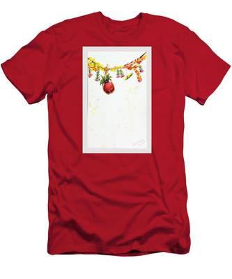 Dahi Handi Men's T-Shirt (Athletic Fit)