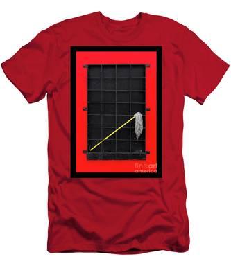 Forgotten Mop Men's T-Shirt (Athletic Fit)