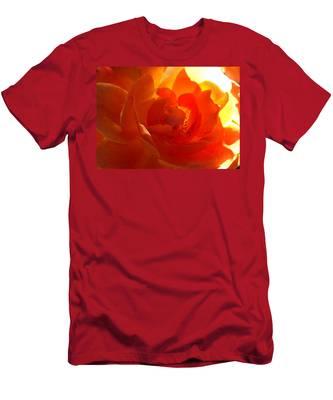 Inside Passion Men's T-Shirt (Athletic Fit)