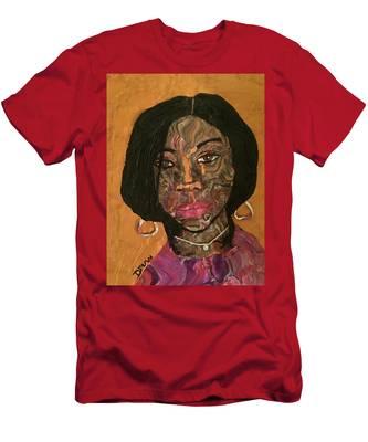 Kenya Men's T-Shirt (Athletic Fit)