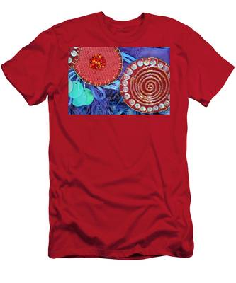 Ruby Slippers 5 Men's T-Shirt (Athletic Fit)