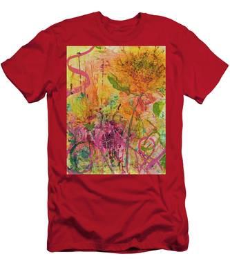 Think Pink Men's T-Shirt (Athletic Fit)