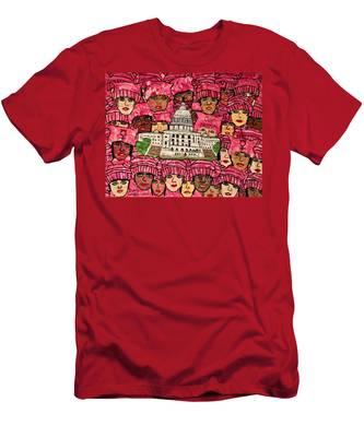 We Matter Men's T-Shirt (Athletic Fit)