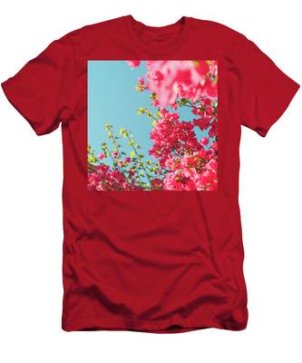 Blooming Beauty I Men's T-Shirt (Athletic Fit) by Anne Leven