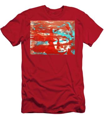 Her Glow Men's T-Shirt (Athletic Fit)