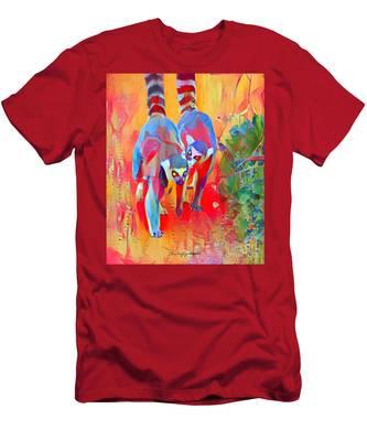 Madagascar Dreaming Men's T-Shirt (Athletic Fit)