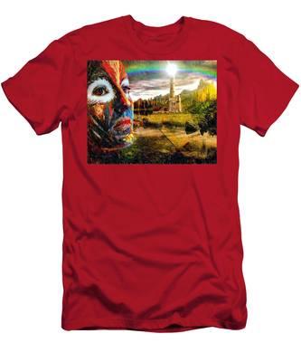 Nostalgia Men's T-Shirt (Athletic Fit)