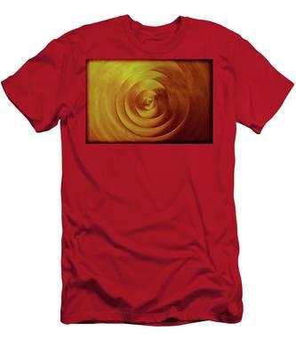 Spiral Men's T-Shirt (Athletic Fit)