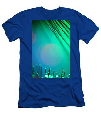 Invisible Sun Men's T-Shirt (Athletic Fit)