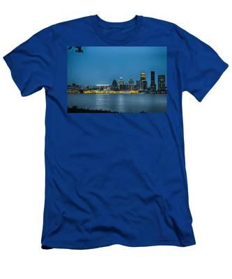 Louisville Ky 2012 Men's T-Shirt (Athletic Fit)
