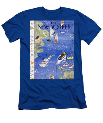 New Yorker August 3 1940 Men's T-Shirt (Athletic Fit)