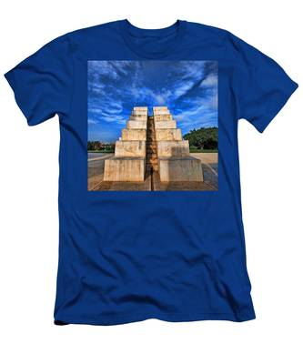 The White City Men's T-Shirt (Athletic Fit)