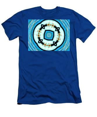 Geo 8 Men's T-Shirt (Athletic Fit)