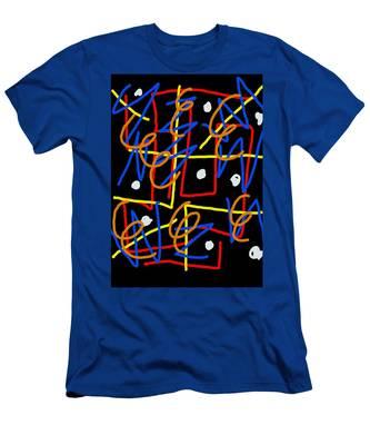 Infest The Cranium Men's T-Shirt (Athletic Fit)