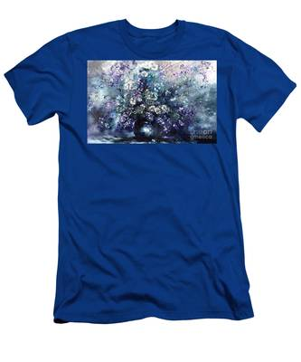 Mid Spring Blooms Men's T-Shirt (Athletic Fit)