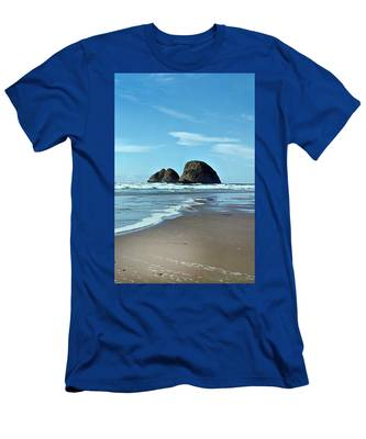 Oregon Coast 8 Men's T-Shirt (Athletic Fit)