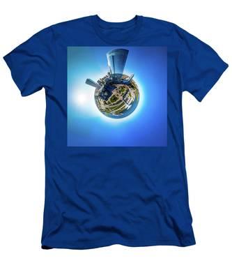 Planet Milwaukee Men's T-Shirt (Athletic Fit)