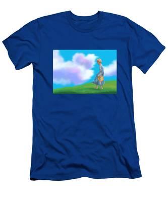 Straw T-Shirts
