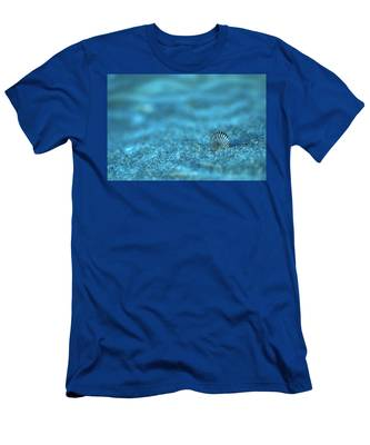 Underwater Seashell - Jersey Shore Men's T-Shirt (Athletic Fit)