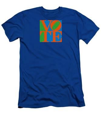 Vote Men's T-Shirt (Athletic Fit)